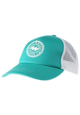 2017 Billabong Ladies Trucker Cap in Island Green C9CT02 -