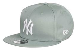 9FIFTY Ess NY Yankees Cap Flatbrim Snapback Basecap Baseballcap MLB Kappe New Era Cap Basecap (M/L (57-59) - türkis) -