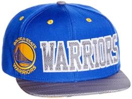adidas Herren Warriors Kappe, Blue/Yellow/White, OSFW -