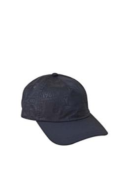 Armani Jeans Herren Baseball Cap schwarz schwarz Small Gr. M, blau -