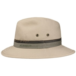 Ava Cotton Freizeithut by Stetson (XL/60-61) -