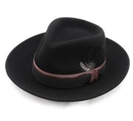 Bailey of Hollywood - Fedora Hut Herren GURON - Size L -