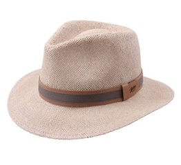 Bailey of Hollywood - Fedora Hut Herren Joad - Size M -