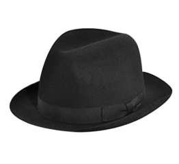 Bailey of Hollywood - Fedora Hut Herren EDSEL - Size L - noir -