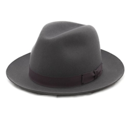 Bailey of Hollywood - Fedora Hut Herren Draper III - Size 7 3/8 - gris -