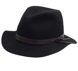 Bailey of Hollywood - Fedora Hut Herren OBIE - Size M -