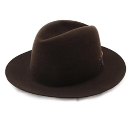 Bailey of Hollywood - Fedora Hut Herren Hender - Size M - marron -