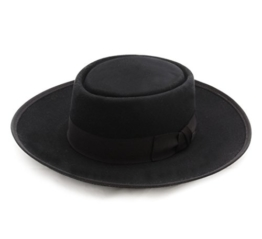 Bailey of Hollywood - Fedora Hut Herren Cosgrove - Size L -