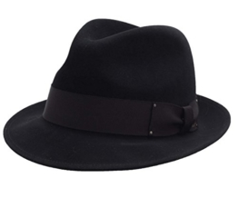 Bailey of Hollywood - Fedora Hut herren DELBERT - Size L -