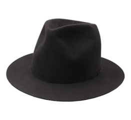 Bailey of Hollywood - Fedora Hut Herren Antone - Size L - noir -