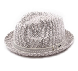 Bailey of Hollywood - Trilby Hut Herren Mannes - Size M - overcast -