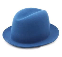 Bailey of Hollywood - Trilby Hut Herren Chipman - Size S - imperial-blue -