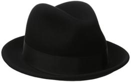 Bailey of Hollywood Unisex - Erwachsene Hut  7001, Gr. 54 (S), Schwarz (black) -
