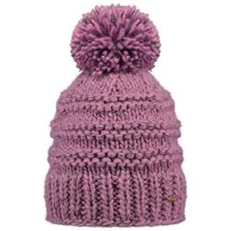 Barts Damen Jasmin Baskenmütze, Violett (Azalea), One size (Herstellergröße: Unica) -