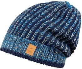 Barts Mütze Mike Größe One size Blau (blau) -