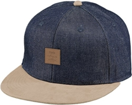 Barts Patton Cap - Denim -