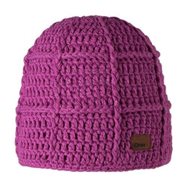 Barts Square Beanie orchid one size -