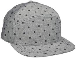 Barts Unisex-Erwachsene Baseball Cap Dopli, Blau (Denim), One Size -