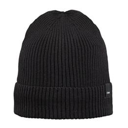Barts Unisex Mütze Koi Beanie black (schwarz) -