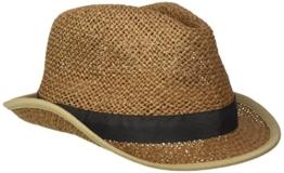 Barts Unisex Panamahut Devita, Mehrfarbig (Brown), One Size -