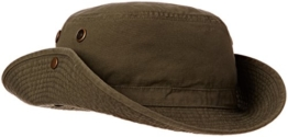 Beechfield Unisex Fischerhut Outback Hat,, Gr. Large,Grün (Olive) -