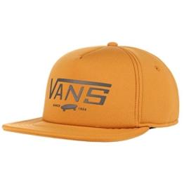 Bigwig Foam Cap Kappe Basecap Baseballcap Flatbrim Flat Brim Kappe Vans Cap Baseballcap (One Size - hellbraun) -