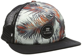 Billabong BOY 'S poolsider Trucker Hat Einheitsgröße Grey (Stealth) -