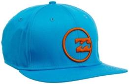 Billabong Herren Cap Baseball Corporal, blue, M/L, M5CM01 -