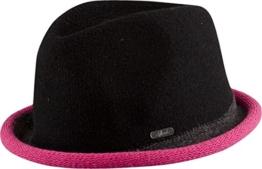 Boston Hat von Chillouts , Kopfgröße:S/M;Farben:schwarz -
