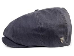 Brixton Brood Ballonmütze Schirmmütze Newsboy - slate blue S/55-56 -