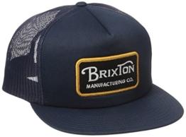 Brixton Cap GRADE Mesh  Navy/Gold, One Size, -