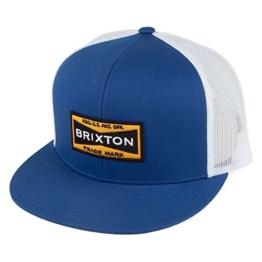 Brixton Fuel Trucker Cap - Königsblau - Einstellbar -