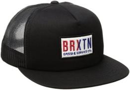 Brixton Hayward Trucker Cap - Schwarz - Einstellbar -