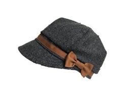 Bruno Banani Damen edles Winter-Cap One Size -