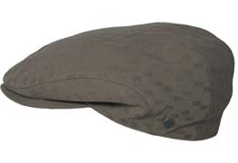 Bugatti Baumwoll Flatcap Samuele Braun 59 -