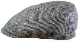 Bugatti Flatcap Nidau 6-geteilt 60 -
