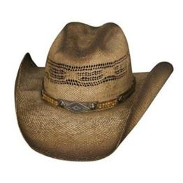Bullhide Herren Cowboyhut braun braun Gr. Medium, braun -