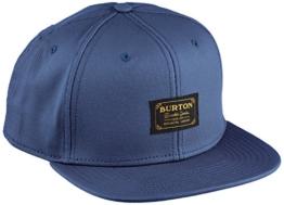Burton Herren Kappe Riggs Cap, Dark Denim, S, 13726102498 -