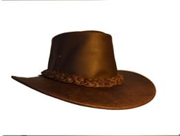 Bushfire Leder Hut Gnaraloo 5H10 braun - 013051050000L -
