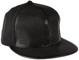 Calvin Klein Jeans Damen Baseball Cap Avillera, Schwarz (Meteorite-PT 965), One size (Herstellergröße: OS) -
