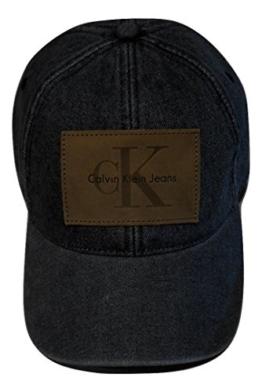 CALVIN KLEIN JEANS Herren Baseball Cap blau grau One size -