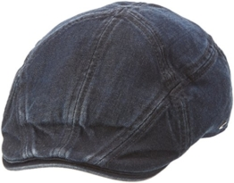 Camel Active Herren Baseball Cap 4C17, Blau (Denim 42), Medium -