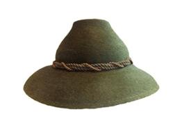 Capo Damen Trachtenhut Stichelhaar 4618-4-327-63 grün -
