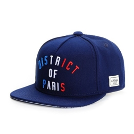 Cayler and Sons District of Paris Cap Navy Red White -