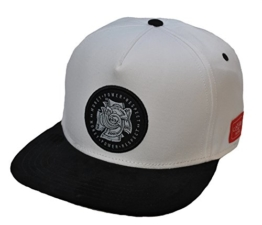 Cayler & Sons Herren Caps / Snapback Cap Money Power weiß Verstellbar -