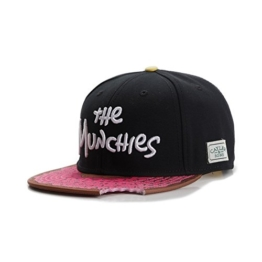 Cayler & Sons Munchies Classic Snapback Cap -