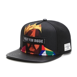 Cayler & Sons Snapback BIGASSO Black Mc, Size:ONE SIZE -