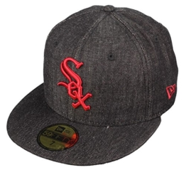 "Chicago White Sox 59Fifty Fitted Cap von New Era ""Denim Fit 
