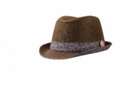 CHILLOUTS Damen Cowboyhut braun braun One size -