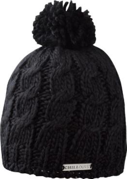 Chillouts Modell Eva in 3 Farben , Farbe:schwarz -